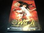 """DVD """"LA LEGENDE DES CAVALIERS DU VENT (WU JI)"""" film Chinois de Chen KAIGE"""