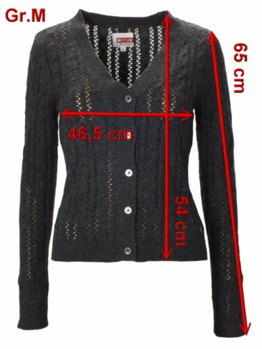 Mustang  Damen Cardigan Gr.XS,S,M,L,XL **NEU**  UVP; 69,95 € Pullover