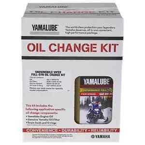 Yamaha Sr Viper Oil Change