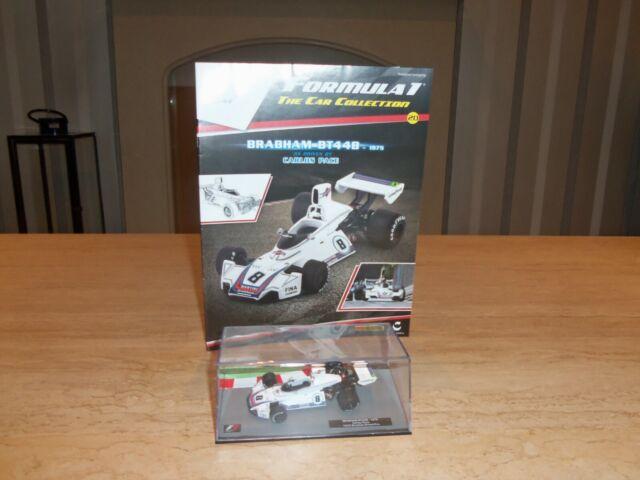 Panini Formula 1 Car Collection Carlos Pace Brabham BT44B - 1975 1:43 F1
