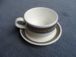British-Airways-Concorde-Cup-and-Saucer-1970-039-s-Royal-Doulton-Rare