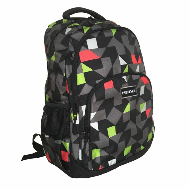 Head Spectrum Sports Rucksack School Leisure Outdoor Camping Travel Backpack a960783081
