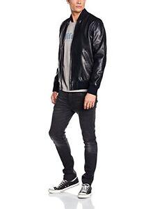 Avec affaire Nouveau Levis Mens Défaut Leather Bonne Jacket cqc1FzI
