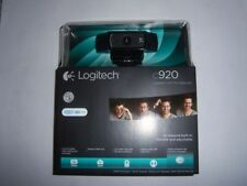 LOGITECH HD PRO C920 WEB CAM (BRAND NEW IN RETAIL PACKAGING)