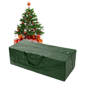 Christmas Tree Storage Bag.Details About Artificial Xmas Christmas Tree Storage Bag Box Bin Bags For 4 9 Foot Trees White