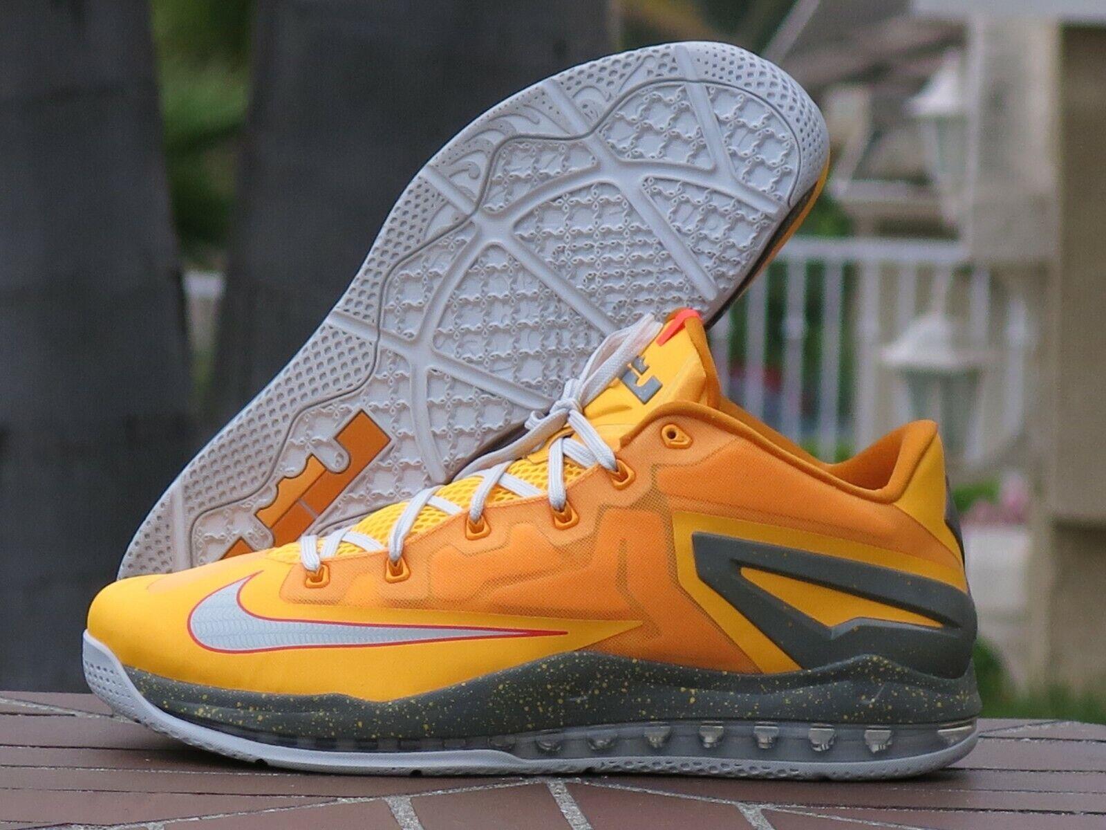 Nike Lebron XI 11 Low Men's Basketball shoes 642849-800