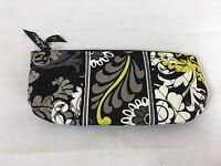 Vera Bradley Pencil/make Up/travel Bag In Baroque