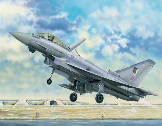 Trumpeter 1/32 Eurofighter Typhoon  02278