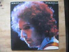 BOB DYLAN At Budokan 2LP Gatefold CBS 1978 UK press FREE uk POSTAGE