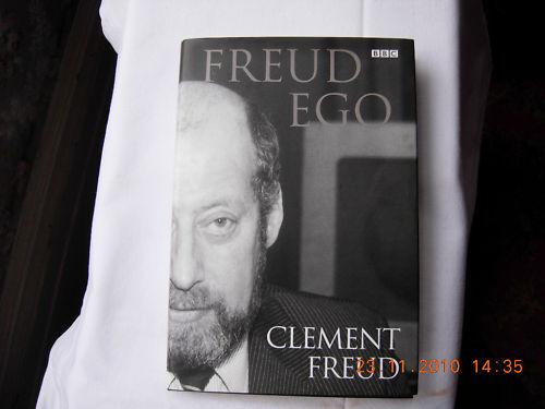 Freud Ego Clement Freud