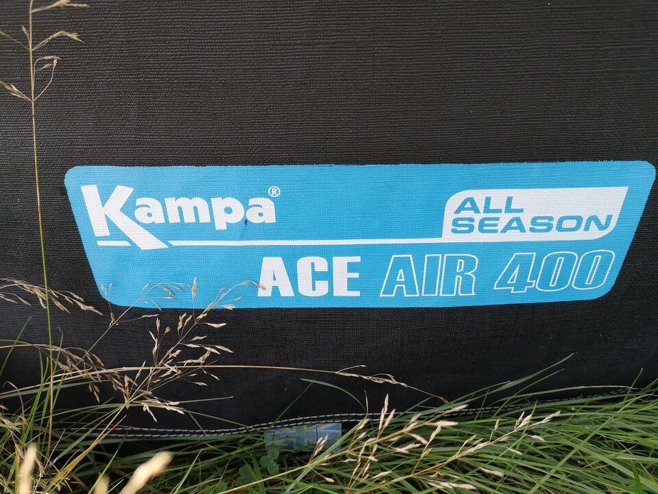 Fortelt, Kampa All season Ace Air 400, a-mål: 400