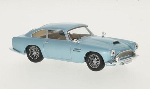 Whitebox 201997 Aston Martin DB4 1958 Met. bluee 1 43rd Scale Model In Case T48Po