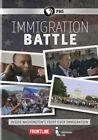 Frontline Immigration Battle (2016 DVD New)