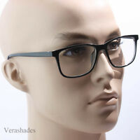 Medium Vintage Fashion Glasses Reading Clear Lens Thin Frame Nerd Glasses Gee