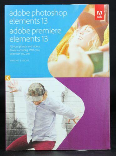 1 von 1 - Adobe Photoshop und Premiere Elements 13 Windows & MAC 65237749