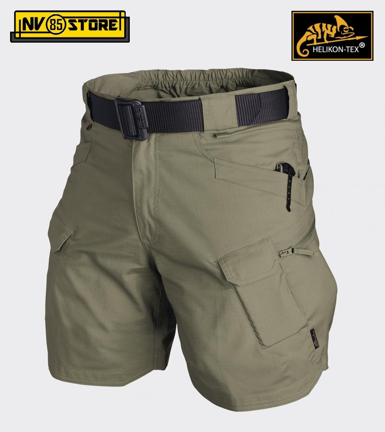 Bermuda HELIKON-TEX UTS Shorts Trousers Tactical Hunting Softair Army Outdoor AG