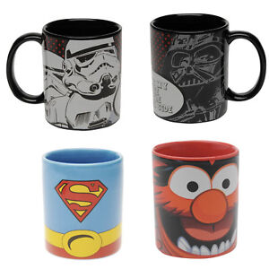 Gift Marvel Genuine About Dc Funny Star Novelty Mugs Wars New Details Disney Mug Boxed Cute vb76Yfgy
