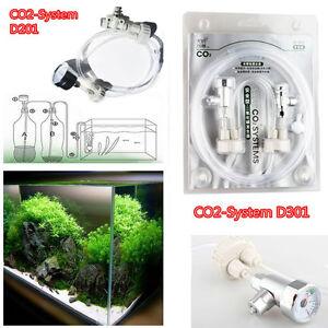diy co2 generator system kit mit luftschlauch f r aquarium wasserpflanzen 2 typ ebay. Black Bedroom Furniture Sets. Home Design Ideas