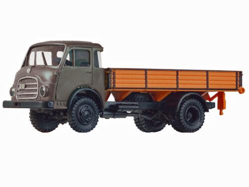 Roco 05353 h0 camiones Steyr 680 catre