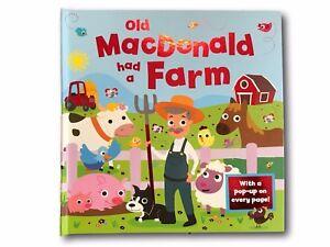 igloobooks old macdonald had a farm popup kids children