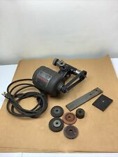 Dumore No 44 Lathe Tool Post Grinder Od Id 14 Hp 6700 38500 Rpm Clean