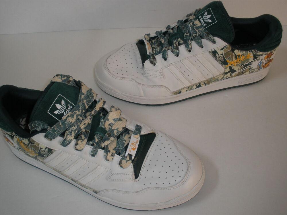 @ ADIDAS CENTENNIAL  END TO END GRAFFITI chaussures US 14 EUR 49  RARE HOT VINTAGE