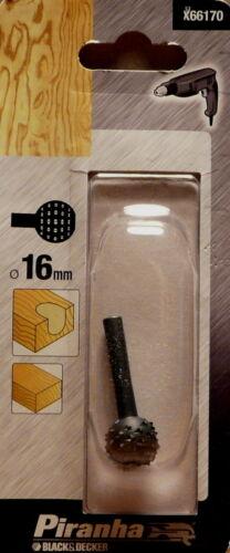 X66170 für Holz Piranha Fräser 16 mm