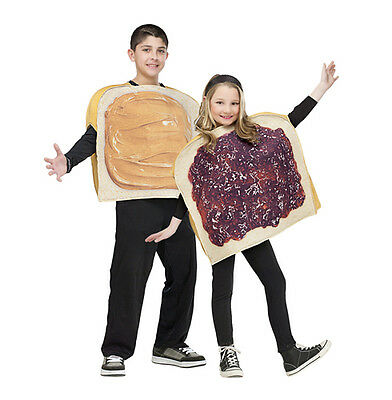 Peanut Butter And Jelly Child Funny Halloween Costume