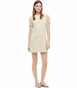 Image is loading NWT-Authentic-TORY-BURCH-Crochet-Dress-in-New-