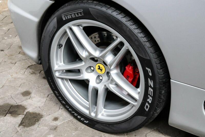 Ferrari 360 Spider F1 - 5