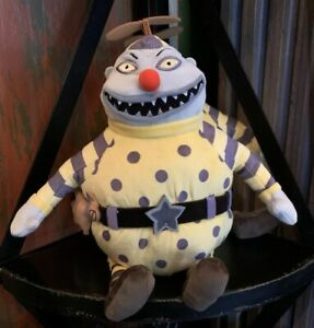 Nightmare Before Christmas Clown With A Tear Away Face.Details About Disney Parks Nightmare Before Christmas Clown With The Tear Away Face Plush New