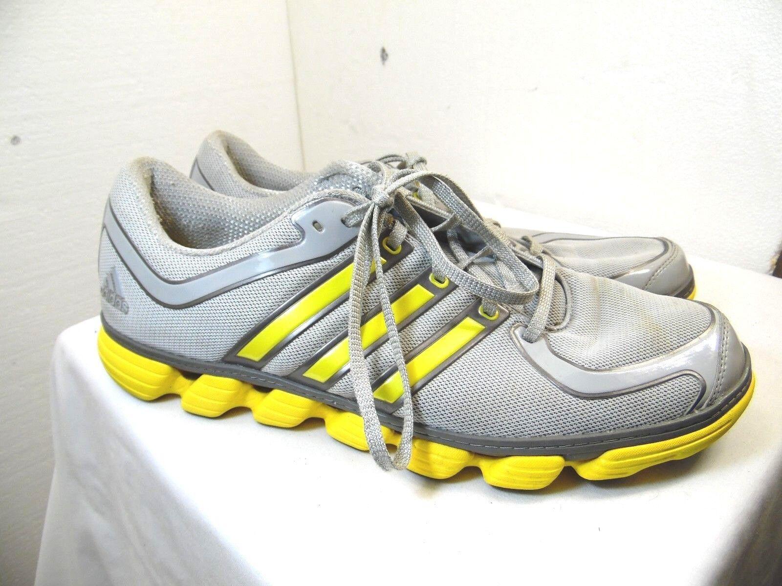 Hombre zapatos deportivos Adidas marca el amarillo tamaño 12 gris y amarillo el color PP4 nuevos zapatos para hombres y mujeres, el limitado tiempo de descuento cd07d5