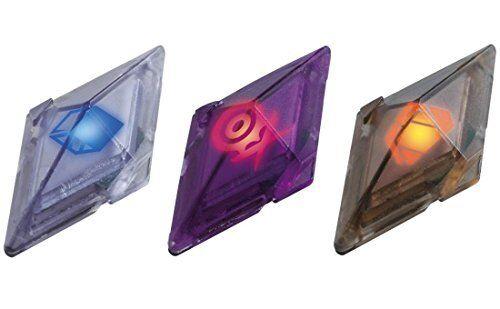 Pocket Monster Z Crystal Vol.01 Steel Z ? Rock Z ? Poison Z