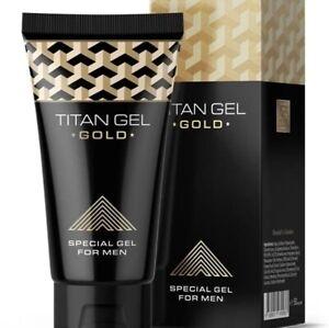 Titan gel gold original Russia 2020