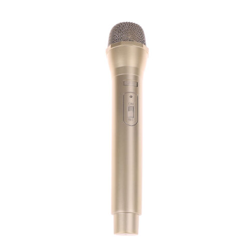 1Pc Dummy Microphone Simulation Mic Model Shell Performance Props Children To Bf