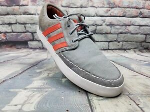 Details about Mens ADIDAS shoes Gray sneakers EW791002 11/09 Trainers Casual Sz 10 M