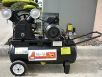 Air Compressor 3 Hp 10 Amp Electric Motor Belt Drive Acb-3050b 12 Month Warranty