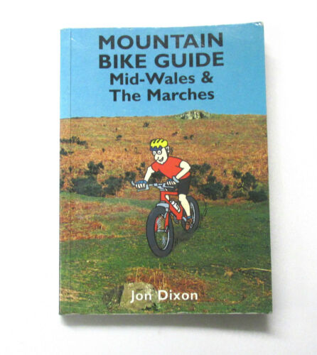 1 of 1 - MTB Guide Mid Wales & Midlands