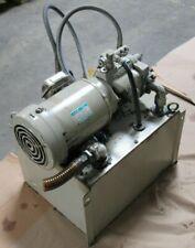 Kyb Hydraulic Power Unit M8 Piston Pump Psv 16gc2a A70 2 Motor P 16 15 Kayaba