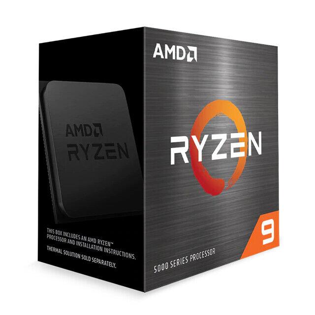 AMD Ryzen 9 5900X Desktop 4.8GHz, 12 Cores, AM4 CPU, Arrives 11/27, READ DESCRIP