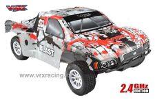 SHORT COURSE TRUCK DT5 2 MARCE MOTORE A SCOPPIO GO.18 RADIO 2.4 1:10 RTR 4WD VRX