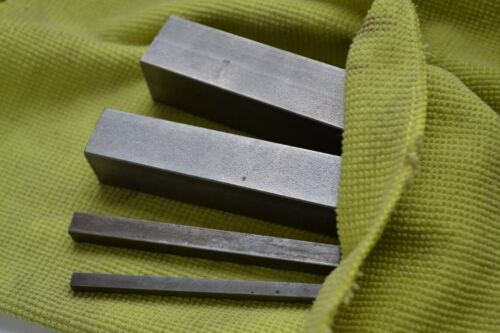 Clave Acero Chavetero Square Bar keysteel 50 Mm 4 Mm 4 Mm X1 bs4235
