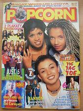POPCORN:TIC TAC TOE,Spice Girls,Kelly Family,Michael Jackson,David Duchovny