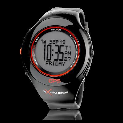 Orologio Sector Expander Gps + Cardiofrequenzimetro + Altimetro R3251188015 Sangue Nutriente E Regolazione Dello Spirito