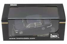 BMW 2002 TII 1972 US VERSION DARK BLUE METAL IXO CLC254 1/43 BLAU BLEU LHD