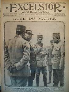 WW1-N-1772-Gaux-JOFFRE-PETAIN-POINCARe-MILLERAND-SUR-LE-FRONT-EXCELSIOR-1915