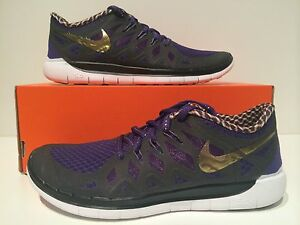 fd00c126206b3 New Nike Free 4.0 DB Doernbecher Tim Haarman Purple GS Size 4.5Y ...