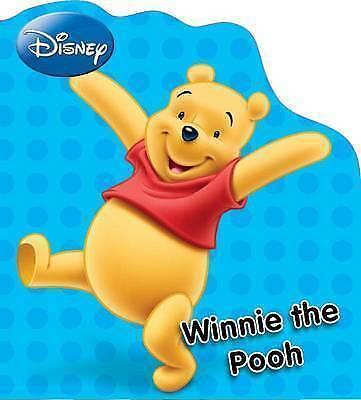 Disney Shaped Board Book Winnie The Pooh by Parragon Board book 2010