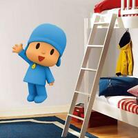 Pocoyo Decal Removable Graphic Wall Sticker Home Decor Art Mural Kids Huge