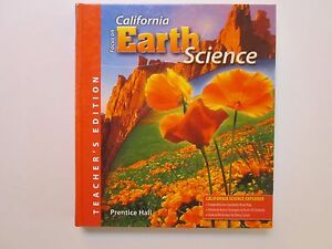 Focus on earth science california teachers edition prentice hall image is loading focus on earth science california teacher 039 s fandeluxe Image collections